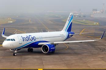 VT-IJO - IndiGo Airbus A320 NEO