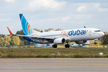 A6-FEU - flyDubai Boeing 737-800