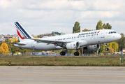 F-HEPK - Air France Airbus A320 aircraft