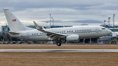 02-0203 - USA - Air National Guard Boeing C-40C