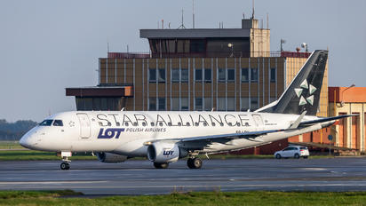 SP-LDK - LOT - Polish Airlines Embraer ERJ-170 (170-100)