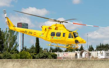 EC-JXQ - Babcock M.C.S. Spain Bell 412EP