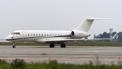 M-ONEY - Private Bombardier BD-700 Global Express XRS
