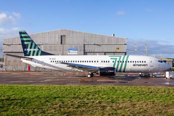 YR-BAZ - Airseven Boeing 737-400