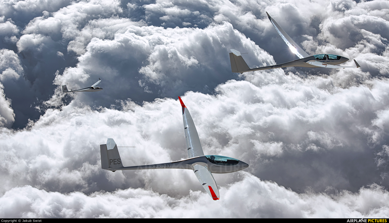 Private SP-3787 aircraft at In Flight - Poland