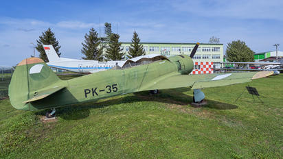 PK-35 - Czechoslovak - Air Force LET C-11
