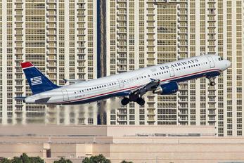 N171US - US Airways Airbus A321