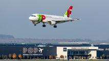 CS-TTJ - TAP Portugal Airbus A319 aircraft