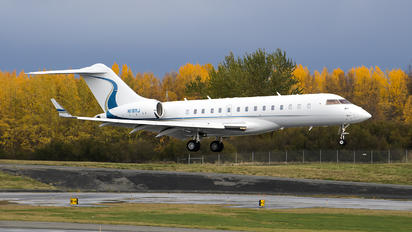 N118MJ - TVPX Aircraft Solutions Inc. Trustee Bombardier BD700 - Global 7000