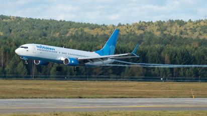 VP-BQJ - Pobeda Boeing 737-800