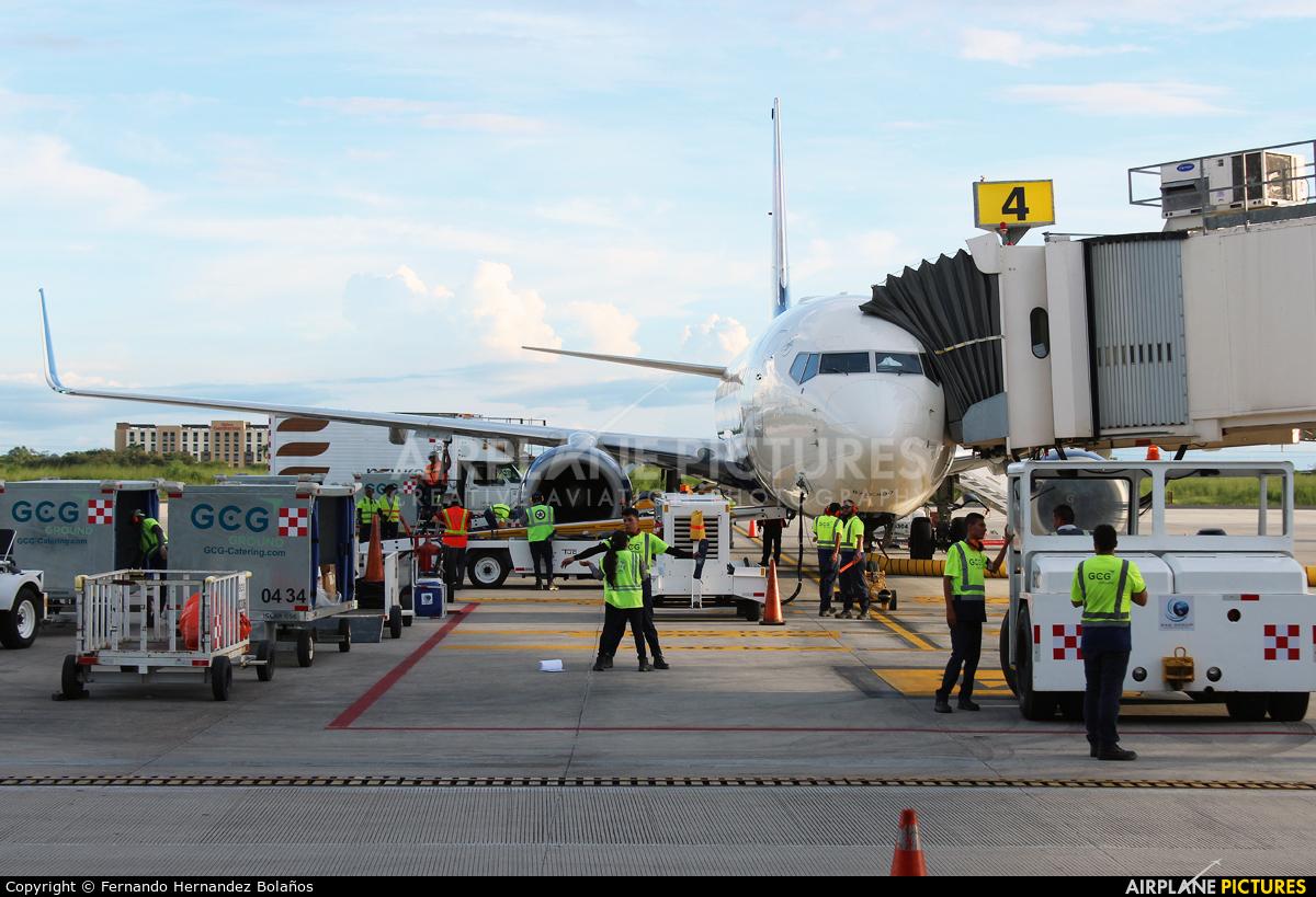 - Airport Overview LIR aircraft at Liberia- Daniel Oduber Quirós Intl