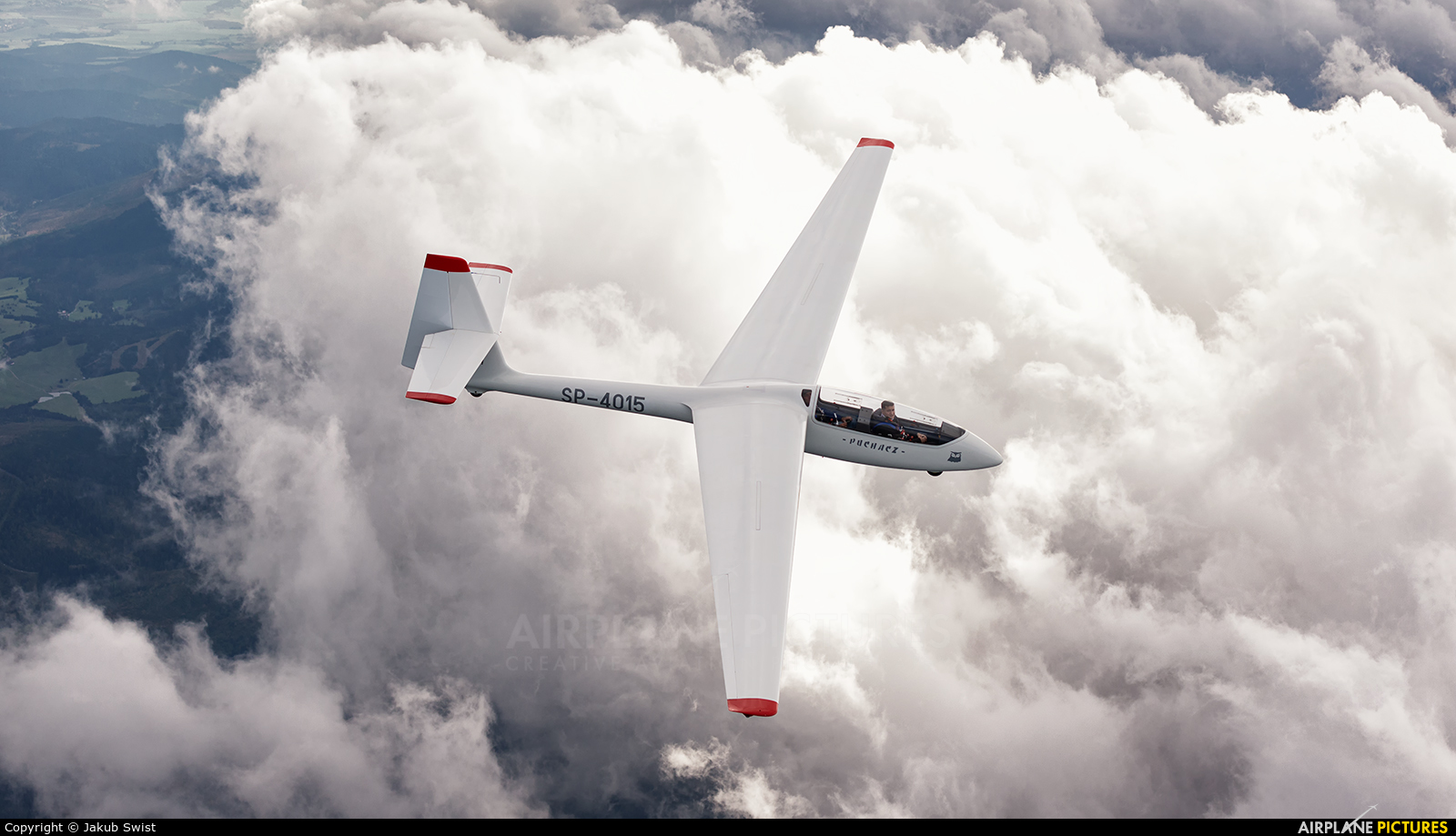 Aeroklub Nowy Targ SP-4015 aircraft at In Flight - Poland