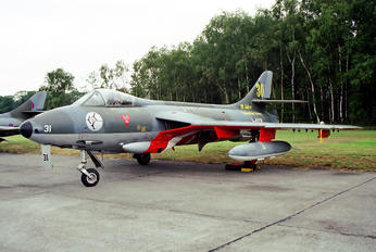G-BWFR - Private Hawker Hunter F.58