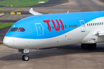 G-TUIN - TUI Airways Boeing 787-9 Dreamliner