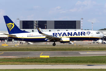 9H-QBR - Ryanair (Malta Air) Boeing 737-8AS
