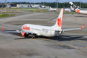 PK-LFL - Lion Airlines Boeing 737-900ER