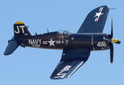 N713JT - Private Vought F4U Corsair aircraft