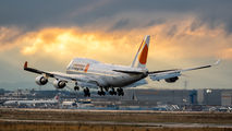 TF-AMP - Magma Aviation Boeing 747-400BCF, SF, BDSF aircraft