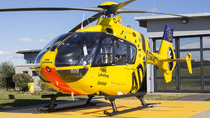 D-HGYN - ADAC Luftrettung Eurocopter EC135 (all models)