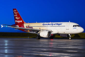 OK-NEP - CSA - Czech Airlines Airbus A319