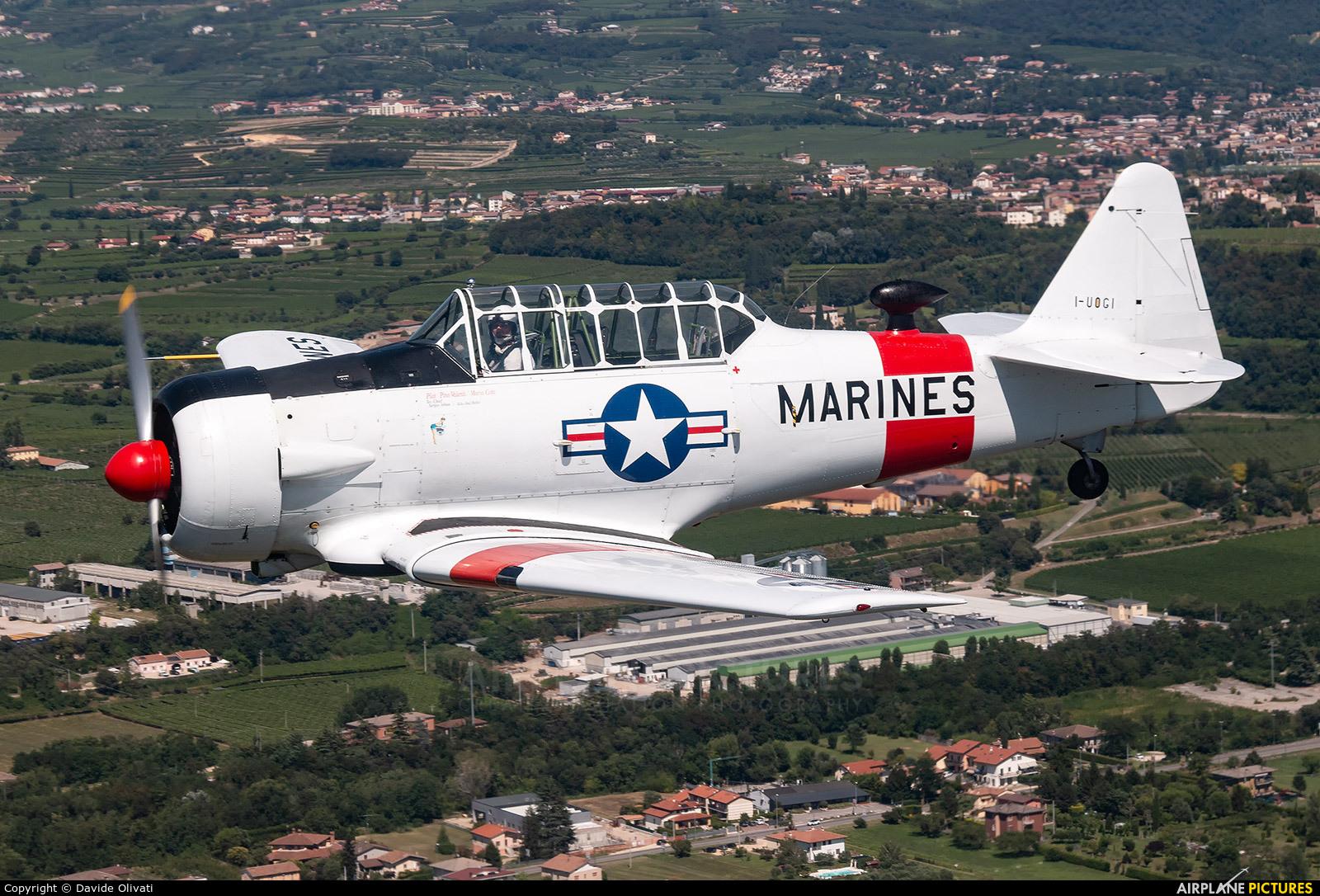 Private I-UOGI aircraft at In Flight - Italy
