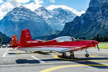 HB-HMU - Private Pilatus PC-7 I & II