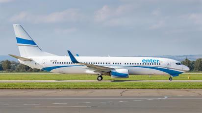 SP-ENN - Enter Air Boeing 737-800