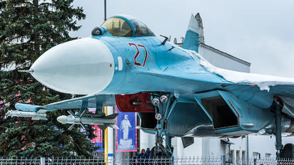 27 - Russia - Air Force Sukhoi Su-27