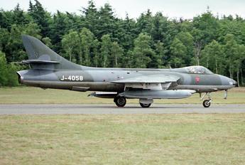 G-HHAD - Private Hawker Hunter F.58
