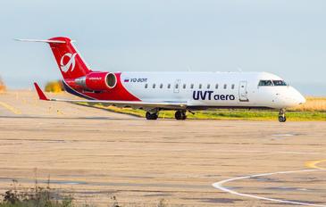VQ-BOR - UVT-Aero Canadair CL-600 CRJ-200