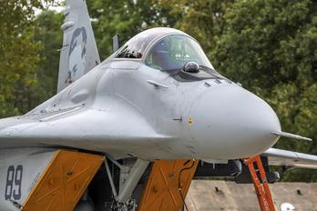 89 - Poland - Air Force Mikoyan-Gurevich MiG-29