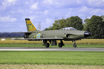 SE-RME - Swedish Air Force Historic Flight SAAB J 32 Lansen
