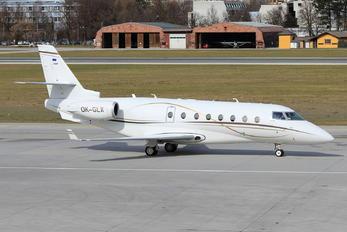 OK-GLX - Private Gulfstream Aerospace G200
