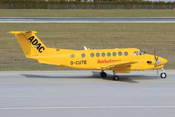 D-CUTE - ADAC Luftrettung Beechcraft 300 King Air 350