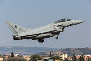 MM7290 - Italy - Air Force Eurofighter Typhoon S aircraft