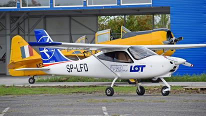 SP-LFD - LOT Flight Academy Tecnam P2008JC