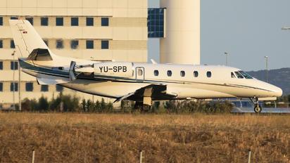YU-SPB - Prince Aviation Cessna 560XL Citation XLS
