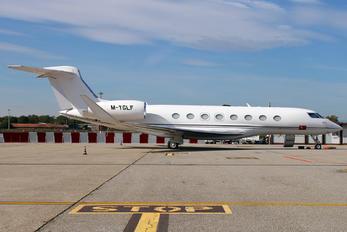 M-YGLF - Private Gulfstream Aerospace G650, G650ER
