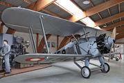 158 - Denmark - Air Force Hawker Dankok LB.II aircraft