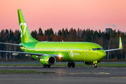 VP-BNG - S7 Airlines Boeing 737-800 aircraft