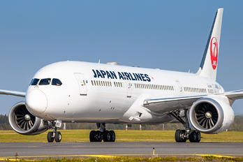 JA868J - JAL - Japan Airlines Boeing 787-9 Dreamliner