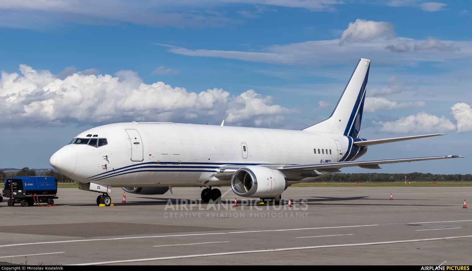 Atlantic Airlines G-JMCL aircraft at Ostrava Mošnov