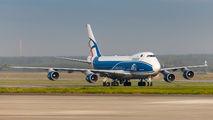 G-CLBA - Cargologicair Boeing 747-400F, ERF aircraft