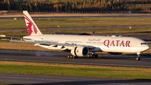 A7-BAY - Qatar Airways Boeing 777-300ER aircraft