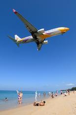 HS-DBX - Nok Air Boeing 737-800