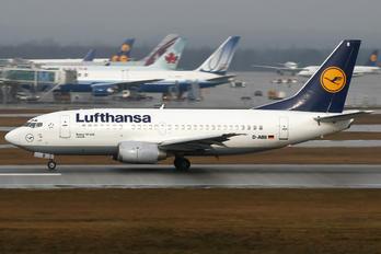 D-ABII - Lufthansa Boeing 737-500