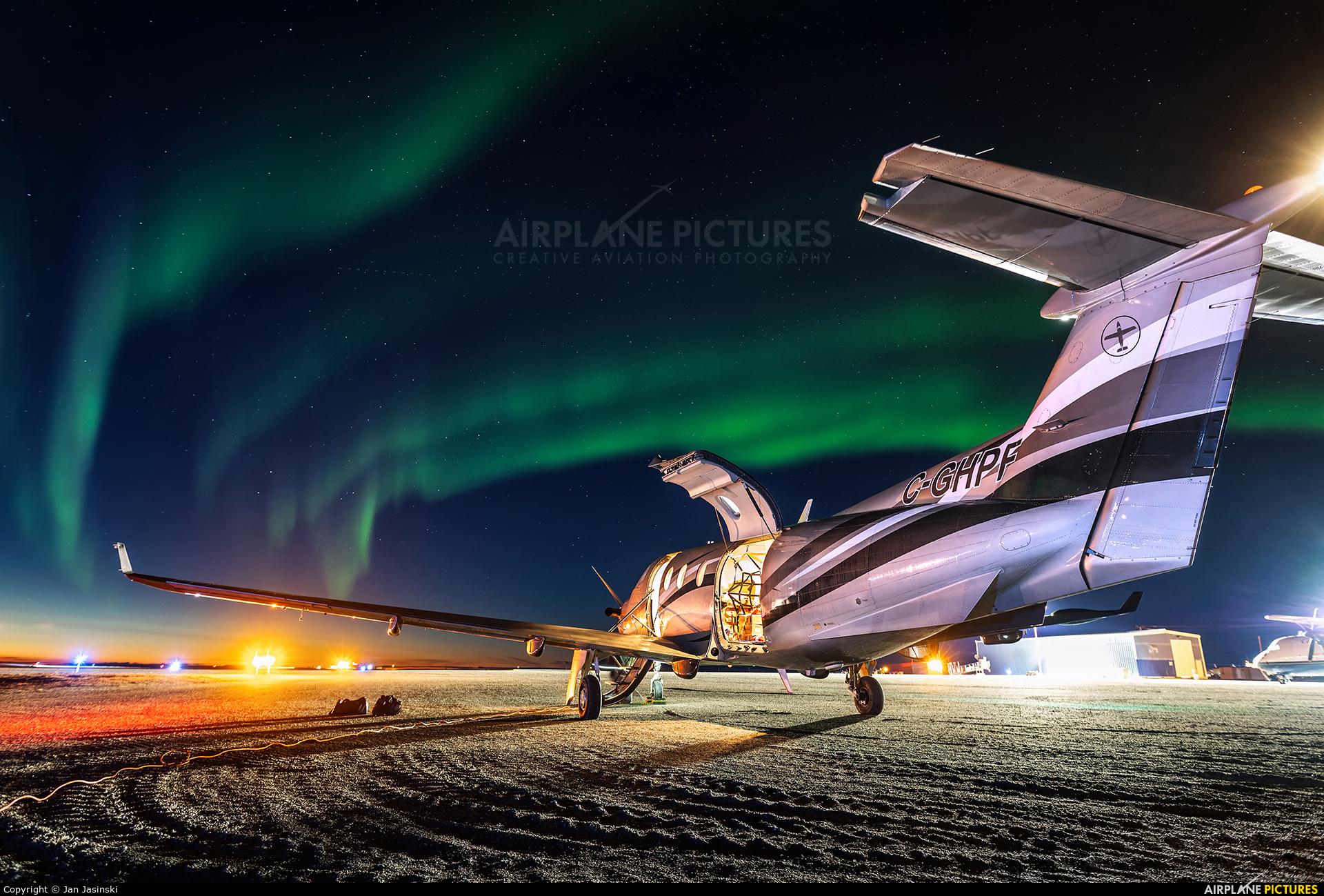 Panorama Aviation C-GHPF aircraft at Arviat