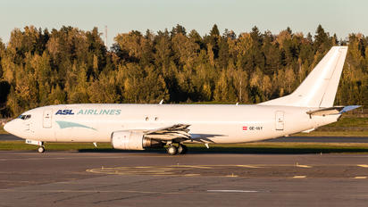 OE-IAY - ASL Airlines Belgium Boeing 737-400SF