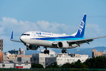 JA68AN - ANA - All Nippon Airways Boeing 737-800