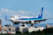 JA68AN - ANA - All Nippon Airways Boeing 737-800 aircraft